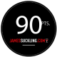 90 puntos James Suckling 2017