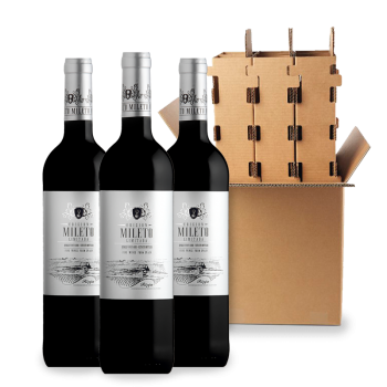 ComprarMileto Classic Limited Edition 3 bottle box