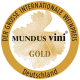 GOLD MEDAL MUNDUSVINI 2010 (GERMANY)