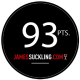 93 puntos James Suckling 2017